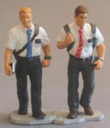 Missionary Action Figure Set, #1 (Action Figure)