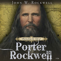 Stories From The Life Of Porter Rockwell Book on CD