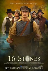 16 Stones (BLU RAY ) *