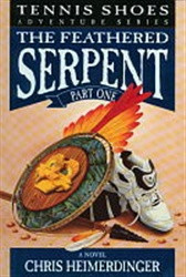 Tennis Shoes Adventure Series: The Feathered Serpent, 1 (5 CDs)