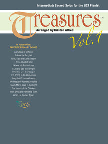 Treasures, Vol. 1 - Piano *