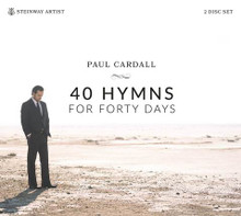 40 Hymns for Forty Days (Music CD) *