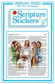 Scripture Stickers Seminary New Testament *