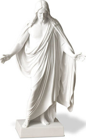 Marble Christus Statue - 6 Inch *