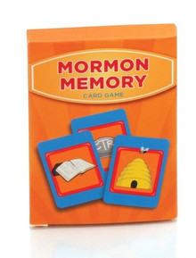 Mormon Memory Card Game *