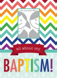 Rainbow Baptism Journal *