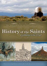 History Of The Saints Seaseon 1 DVD