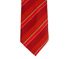 Boys CTR Red Stripe Tie