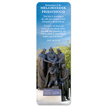Restoration of the Melchizedek Priesthood Bookmark *
