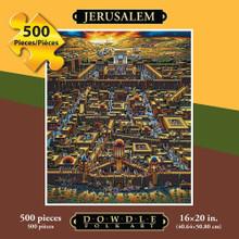 Jerusalem Puzzle 500 pcs.