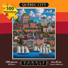 Québec City Puzzle 500 pcs.