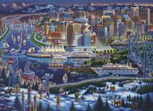 Vancouver Puzzle 500 pcs.