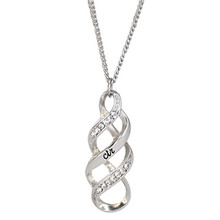 Cascade CTR Necklace