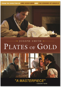 Joseph Smith - Plates of Gold  - DVD *