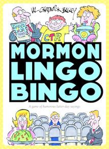 Mormon Lingo Bingo Game *