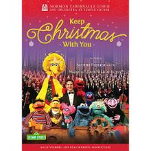 Mormon Tabernacle Choir: Keep Christmas With You (Music CD) *