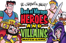 Book of Mormon Heroes and Villains Game  (Game) *