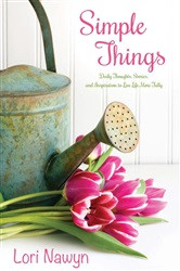 Simple Things: Daily Thoughts, Stories, and Inspiration to Live Life More Fully (Paperback)  *