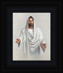 Abide With Me 12x14 Framed Strata Design by Simon Dewey  *