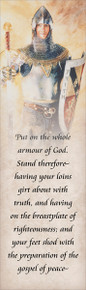 Armour Of God Bookmark by Judy Cooley  *