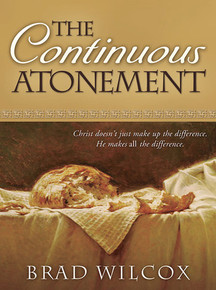 The Continuous Atonement (Book on CD) *