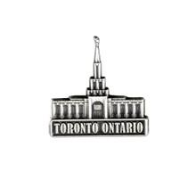 Toronto Canada, Silver Pin     *