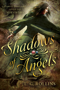 Shadows of Angels - Paperback )*