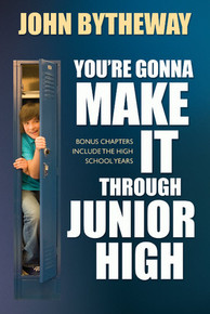 You're Gonna Make It Through Junior High (Paperback) *