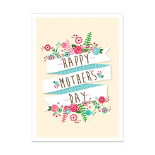 Mother's Day Greeting Card *