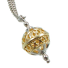 Necklace, Liahona 2-tone *