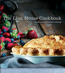 The Lion House Cookbook More than 500 Favorite Recipes (Hardcover) *