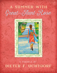 A Summer with Great-Aunt Rose (Hardcover) *