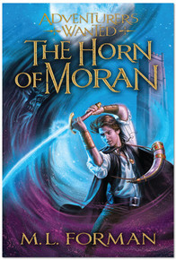 Adventurers Wanted Vol 2: Horn of Moran (Paperback) *