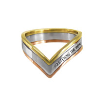 Hastening the Work Ring Stainless Steel *