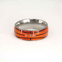 Sport CTR Ring - Basketball  (Stainless Steel) *