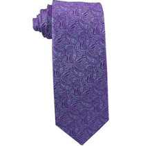 Angel Moroni Lilac Paisley Boy`s Zipper Tie ages 4-10