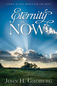 Eternity Is Now Living in This World for the Next (Book on CD) *