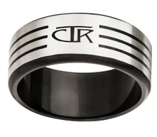 Slice CTR Ring (Stainless Steel) *