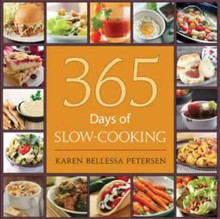 365 Days of Slow Cooking Cookbook  *