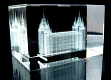Cube, Salt Lake Temple*