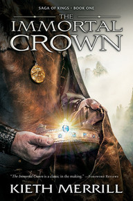 Saga of Kings, Book 1: The Immortal Crown (Book on CD) *