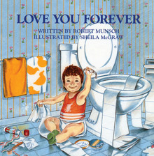 Love You Forever (Paperback) *