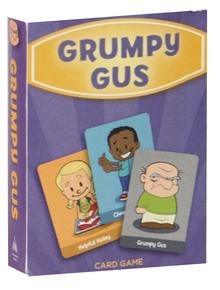 Grumpy Gus Card Game*