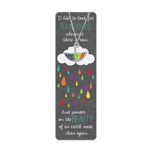 Baptism Rainbow Necklace & Bookmark Set *