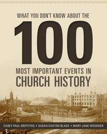 What You Don't Know about the 100 Most Important Events in Church History(Paperback)*