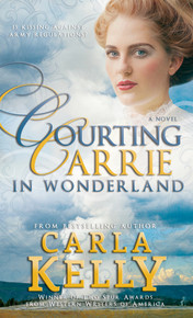 Courting Carrie in Wonderland - Paperback *