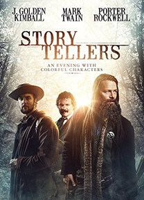 Story Tellers: An Evening with Colorful Characters (DVD) *