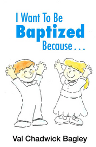 I Want To Be Baptized Because... (Paper Back)