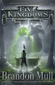 Five Kingdoms Vol 4: Death Weavers  (Paperback) *