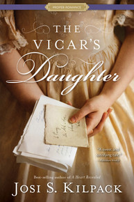 A Proper Romance:  The Vicar's Daughter (Paperback)*